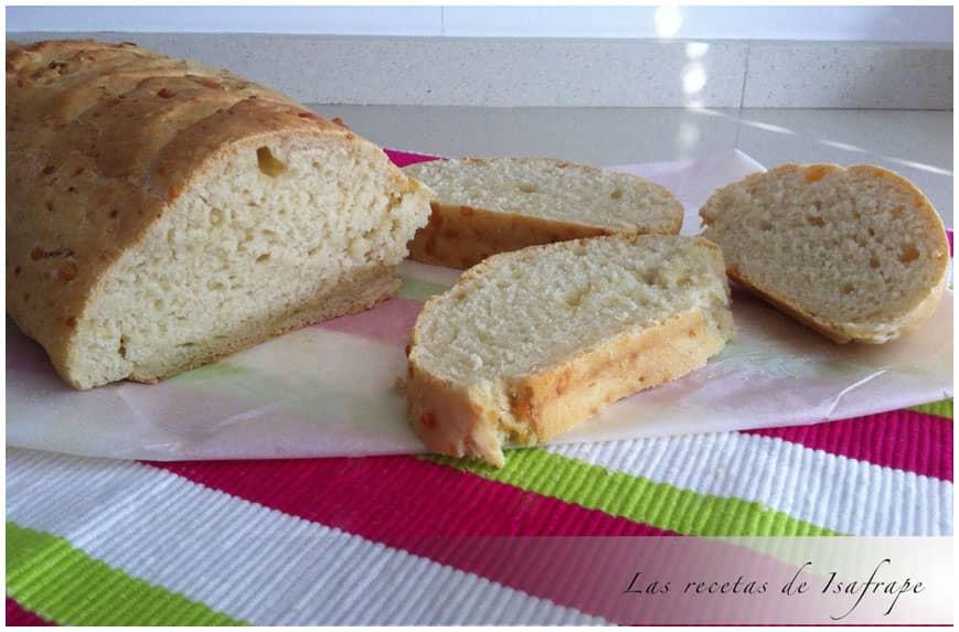 Pan a los cuatro quesos
