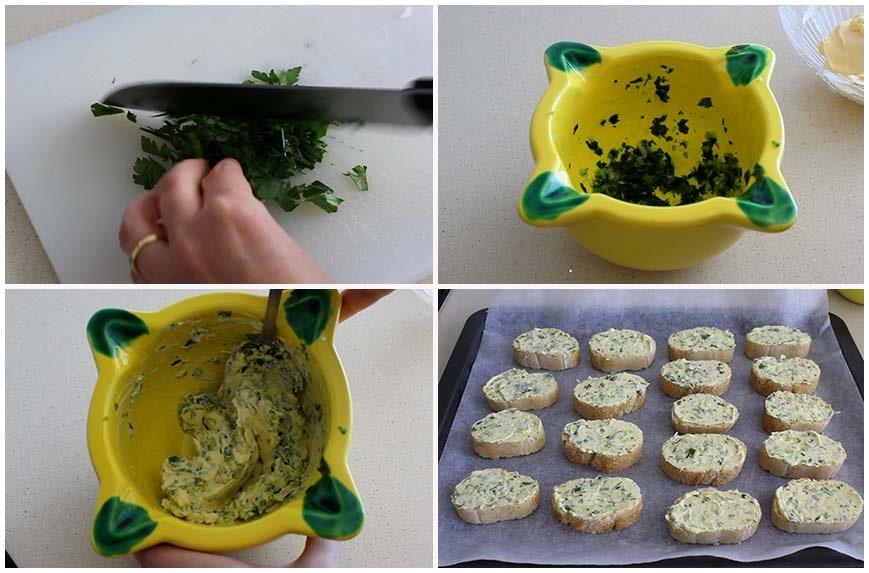 Pan de ajo, receta fácil y rápida de preparar