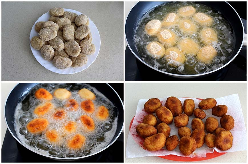 Nuggets de pollo caseros muy fáciles