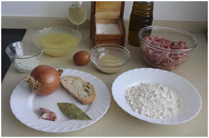 Albóndigas en salsa. Receta fácil y riquísima