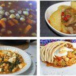 Cuatro recetas de potajes, 1ª parte