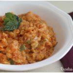Sopa de tomate gaditana