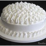 Tarta tres leches con chocolate y merengue