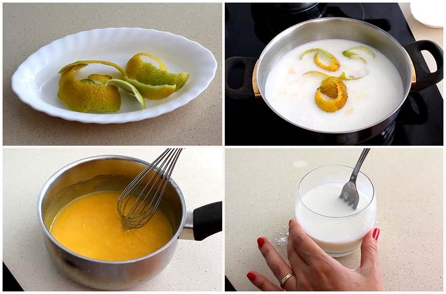 Cómo hacer crema pastelera, receta tradicional