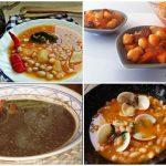 Cuatro recetas de legumbres sin carne