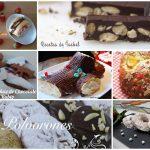 Siete dulces típicos de Navidad