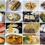 Dieciséis recetas para Nochevieja y Año Nuevo