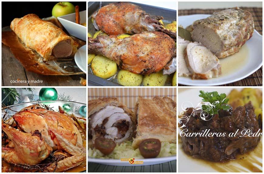 Recetas de carnes para ocasiones especiales