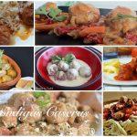 Recetas de albóndigas con distintas salsas