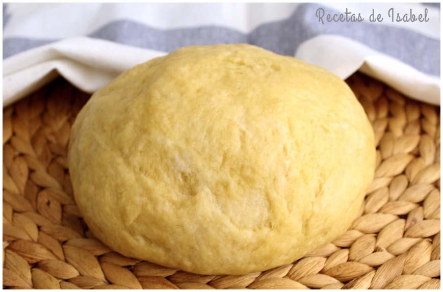 Masa para empanada sin levadura muy fácil