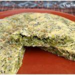 Tortilla de brócoli deliciosa, fácil y económica