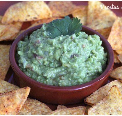 Cómo se hace el guacamole: el auténtico