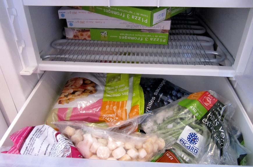 Cómo congelar y descongelar los alimentos