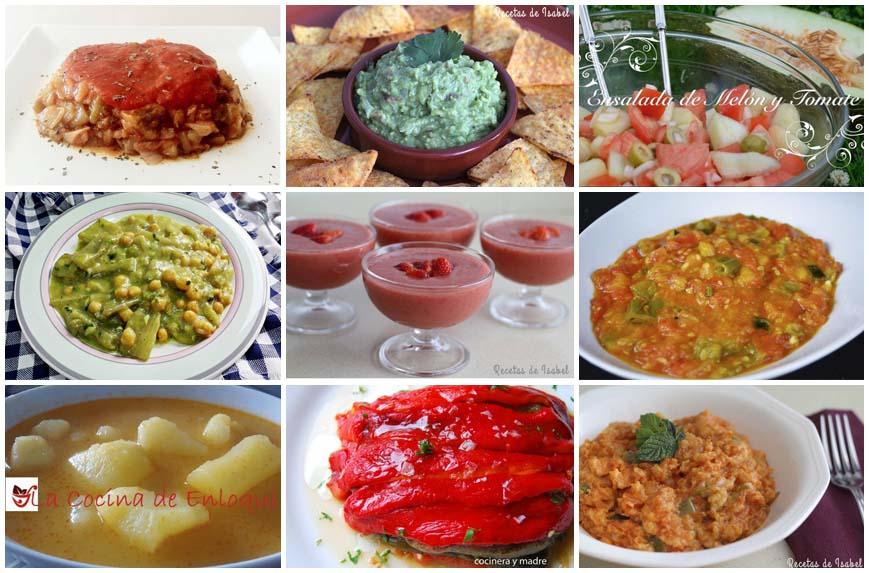 nueve recetas veganas fciles y ricas