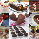 Recetas de postres para San Valentín