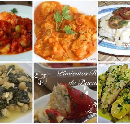 6 recetas de cuaresma y Semana Santa