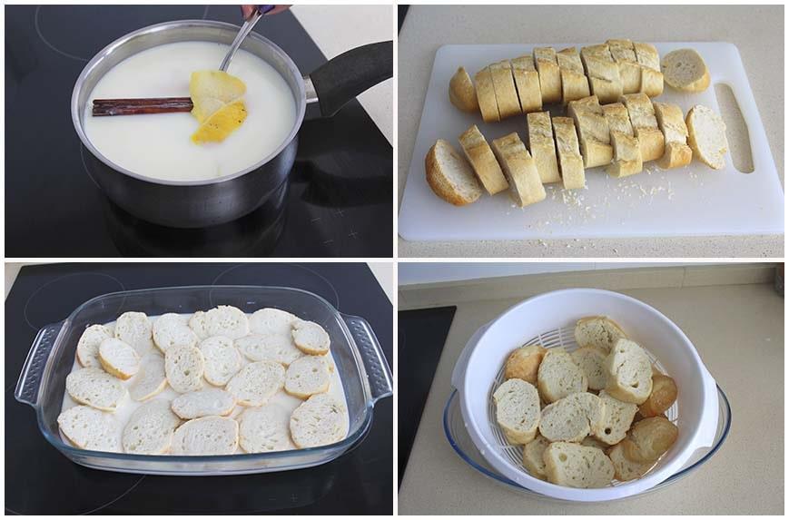 Cómo hacer torrijas de Semana Santa