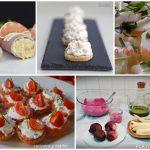 5 recetas de entrantes o aperitivos fríos