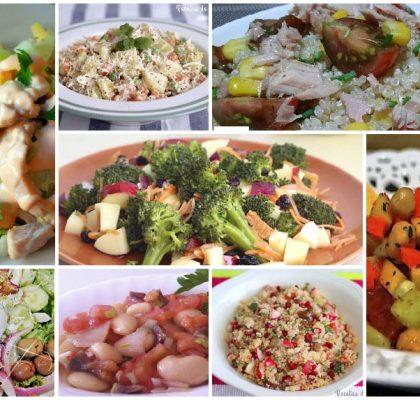8 ensaladas originales y fáciles