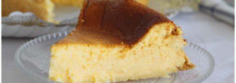Käsekuchen o tarta de queso alemana