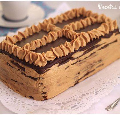 Cómo hacer chocotorta, pastel argentino sin horno