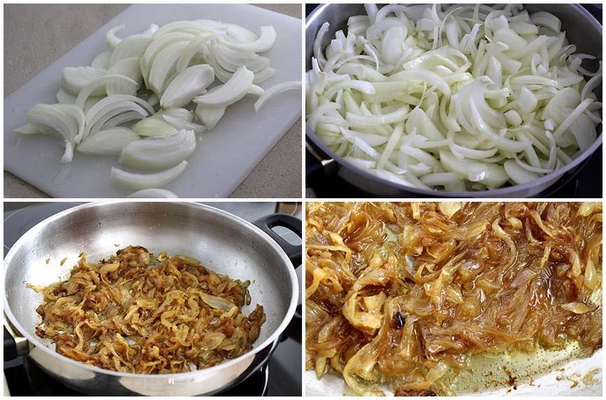 Cómo hacer la auténtica cebolla caramelizada sin azúcar