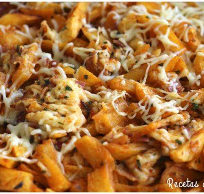 Cinco recetas con queso fundido, 1ª parte