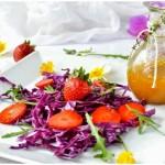 Cuatro recetas de ensaladas, 1ª parte