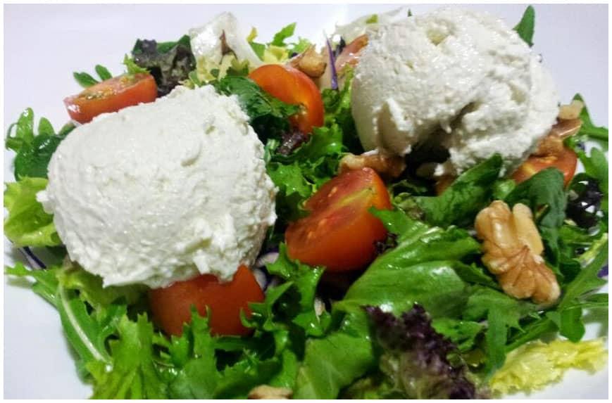 Tres recetas con queso azul, 1ª parte