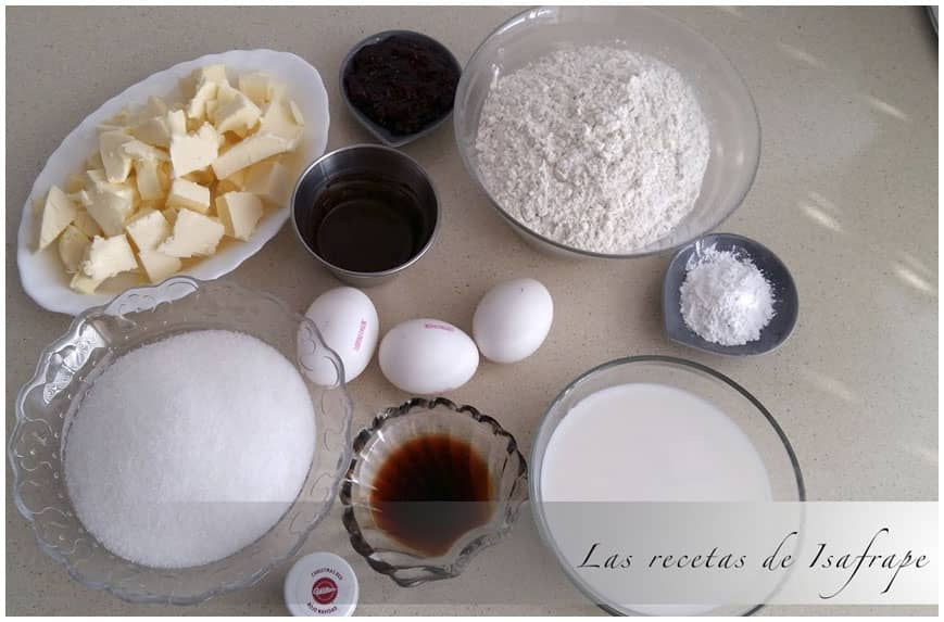 BIZCOCHO DE CHOCOLATE VINILLA INGREDIENTES 860 X 573