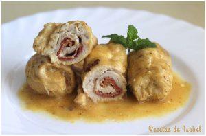 rollitos-de-pollo-en-salsa-portada-860-x-573
