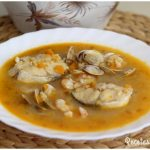 Receta de sopa de pescado fácil