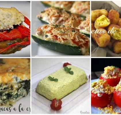 Recetas de verduras sabrosas y divertidas