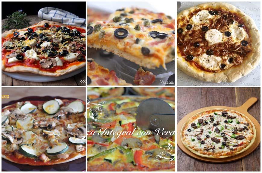 Recetas Y Consejos Para Hacer Pizzas Caseras Recetas De Isabel