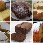 Recetas de bizcochos de diferentes sabores