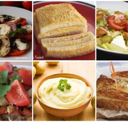 6 recetas para cenas rápidas y fáciles
