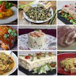 9 recetas para el fin de semana