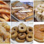 Dulces que se hacen fritos