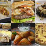 6 recetas del mundo