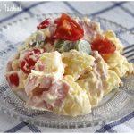 Cómo hacer ensalada piamontesa