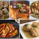 Recetas de guisos tradicionales