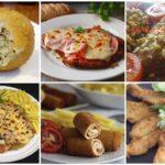 6 recetas de milanesas y empanados