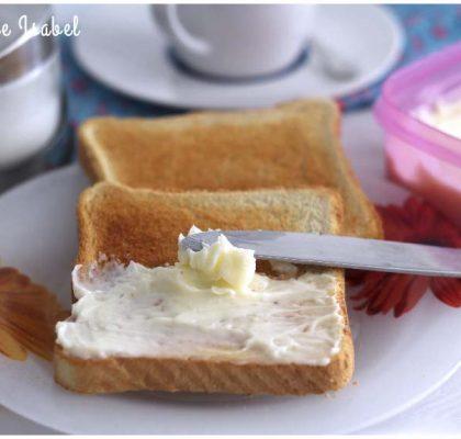 Cómo hacer mantequilla en diez minutos