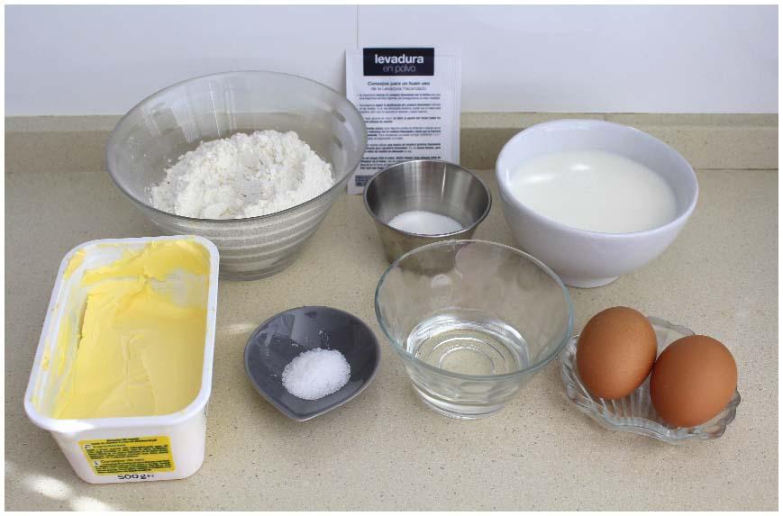 Cómo hacer pnacakes o tortitas americanas