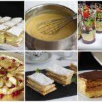 Postres con crema pastelera casera (6 recetas)