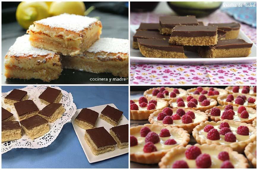 Recetas de pastelitos de sabores variados