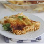Canelones de atún, receta casera fácil