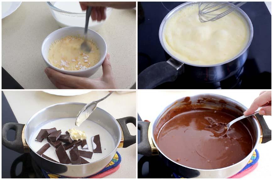 Tarta de la abuela, receta casera fácil