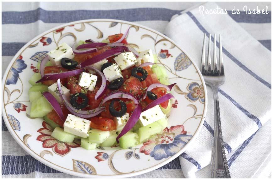 6 ensaladas de verano fáciles y variadas