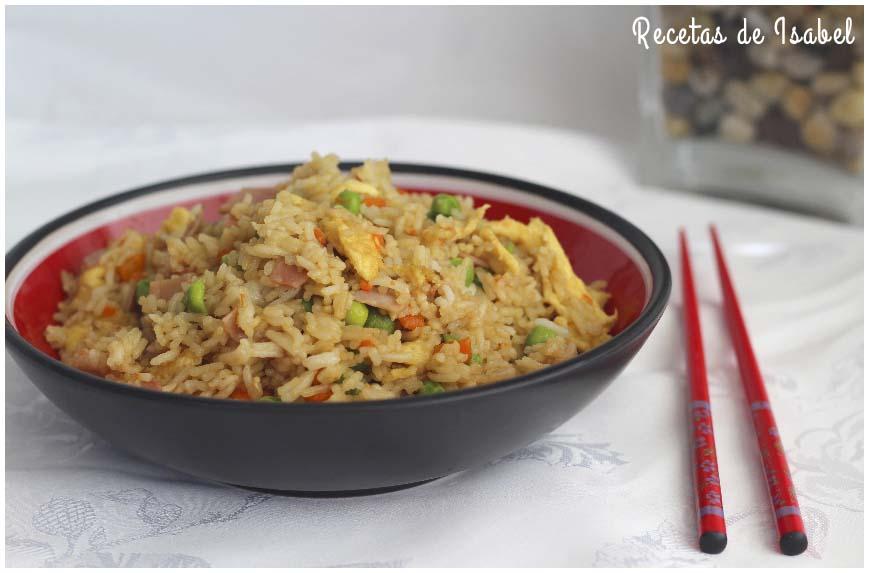 Recetas con arroz para todos los días